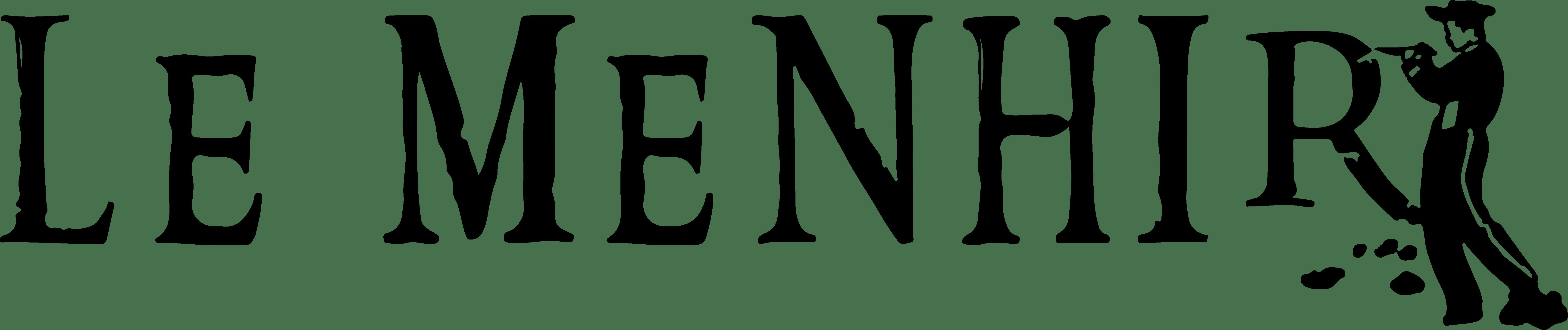 Logo Le Menhir